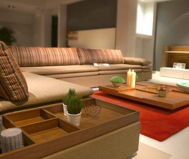 Un objet de décoration incontournable : le tapis de salon